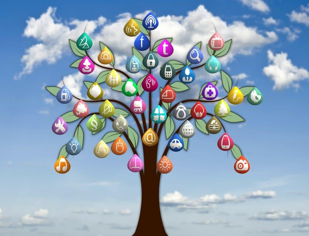 arbre de communication