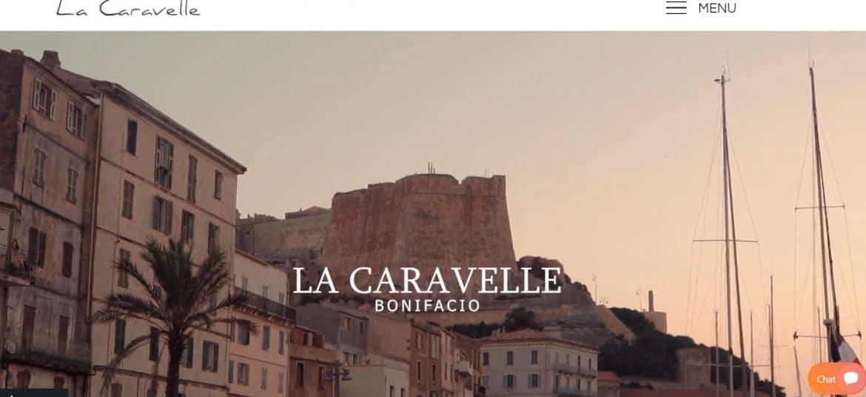 Site La Caravelle